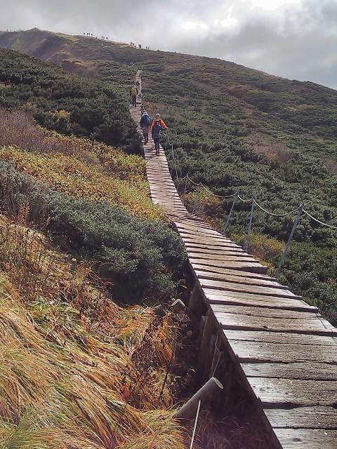 鳥取、大山登山