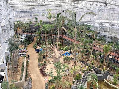 広島市植物公園大温室